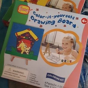 Kitty and Puppy Painting Kits